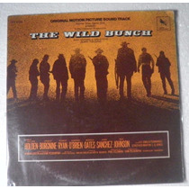Lp The Wild Bunch - Trilha Sonora De Bang Bang - Import Usa