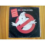 Ghostbusters Original Soundtrack 1984 Lp Acetato Vinyl