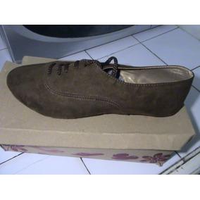 Zapatos Casuales Para Damas De Gamuza