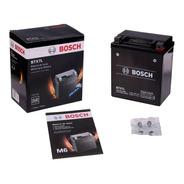 En Cuotas Bateria Yamaha Ybr 250 Ytx7l-bs Bosch Btx7l 12v 6a