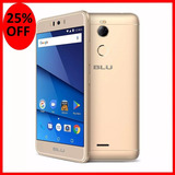 Blu R2 8gb + 1gb 3g Captahuella 5.2 Hd 8mp Android 7 R1