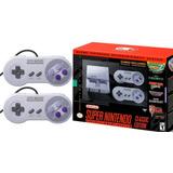 Consola Super Nintendo Snes Mini Classic Mario Kart Original