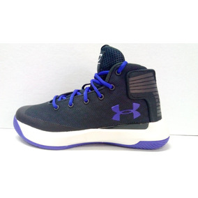 Tenis De Basquetbol Under Armour Curry 3 Zero