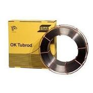 Alambre Esab Ok Tubrod 110 Mc Aws E110c-g Básico 1.2 Mm X 12