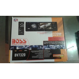 Equipo Boss Bv 7320 Dvd/mp3 Con Pantalla 3.2 Ver Descripcion