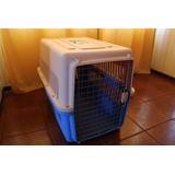 Kennel De Transporte Canino Grande Certificado Iata