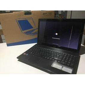 Acer Aspire 5552 En Caja ! Impecable ! Triple Core
