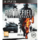 Battlefield Bad Company 2 - Ps3 - Easy Games