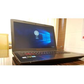 Asus Rog Gl552vw 15.6 Core I7 Gtx960m Gaming Semi Novo