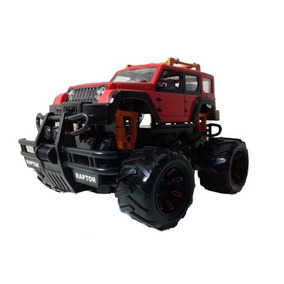 Jeep Candide Controle Remoto Com Farol 7 Funções Garagem S/a