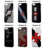 Capinha Capa 3d Vasco Da Gama Iphone 4/4s/5/5s/5c/6/6 Plus