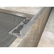 Perfil A3g L Alum Gris 10x2500mm Metalpint