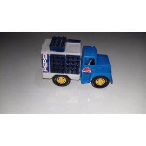Camion Antiguo De Pepsi Cola Años 70s