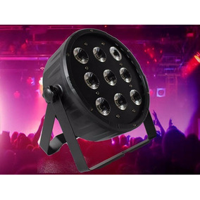 Tacho Led Par 500 Dmx 4 In 1