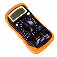 Tester Multimetro Digital Gralf Dt850l Hold Diodo Buzzer