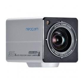 Câmera Cftv Profissional Ccd Sony Color Zoom Optico 30x