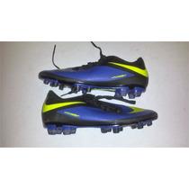 Zapatos Nike Fut Bol 25 Y 26.5 Usado Original