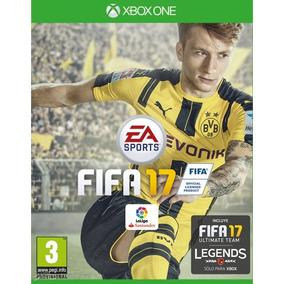Nuevo Fifa 17 Xbox One Envío Gratis