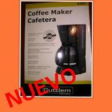 Cafetera Totalmente Nueva