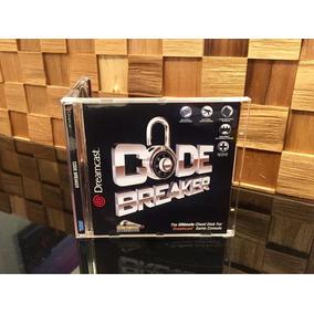 Code Breaker P/ Sega Dreamcast (destrava - Cheats)