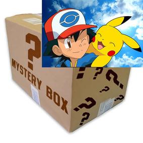 Caixa Misteriosa Mistery Box Pokemon Novo