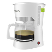 Cafetera Electrica Filtro Atma Jarra De Vidrio 1.25l Ca8133n