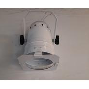 Spot Par 38 Branco Canhão Refletor C/ Porta Gelatina Volt