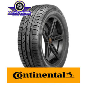 Llantas 195/65 R15 Continental, Contipremiumcontact2 Remate!