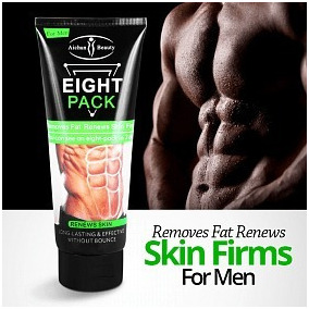 Eight Pack, Gel Reductor De Grasa Abdominal, Envio Gratis