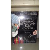 Atlas Anatomía Frank Netter Para Colorear