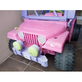 Power Wheels. Usados Cars. Barbie