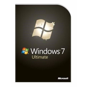Licença Chave Serial Original Windows 7 Ultimate 32/64 Bits