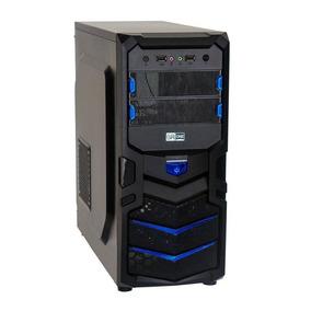 Pc Gamer Xtreme Amd 4gb 160gb Led 500w + Brinde + Video 1gb