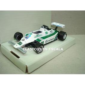 Willians Ford Fw078 Reutemann 1980 - Coleccion Fangio 1/43