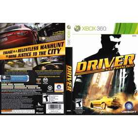Driver San Francisco (console Destravado Lt 3.0)
