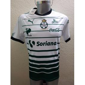 Nuevo Jersey Playera Santos Laguna Local 2018