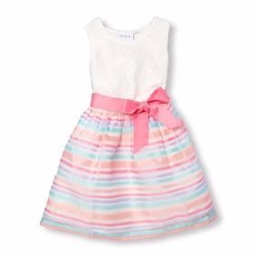 Vestido Infantil Feminino Importado Vestido Criança Meninas