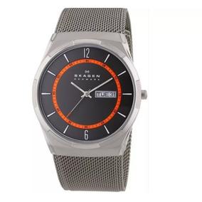 865fdafa581 Relógio Skagen 809xltrb Titanium Collection Multifunction - Relógios ...