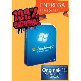 Licencia Windows 7 Professional 5 Pc
