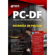 Apostila Concurso Policia Civil Pc Df 2020 Escrivão Polícia