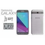 Celular Samsung J3 2017 Emerge 1.4gh 16gb Lte Envios !!!