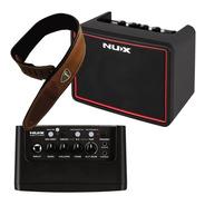 Mini Amplificador Nux Mighty Lite Bt 3 Watts Guitarra