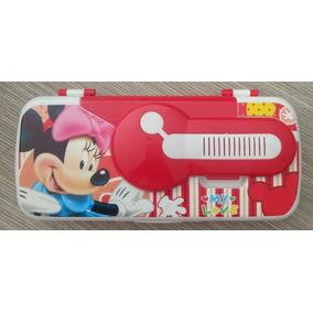 Cartuchera Y/o Portalapices De Minnie