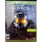 Halo Master Chief Collection Nuevo Y Sellado