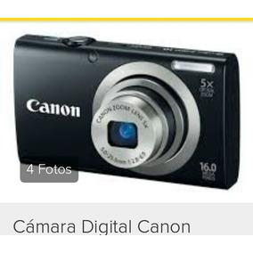 Cámara Digital Canon A2300 Como Nueva En Su Caja.