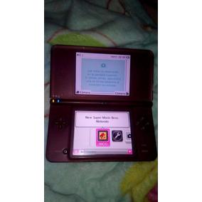 Ds Xl Nintendo, Junto Con Juego De Mario Bros.