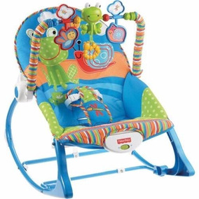 Cadeira De Descanso Vibratória Fisher-price Crescendo Comigo