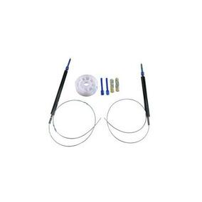 Kit Reparo Vidro Eletrico Marea - 4 Portas
