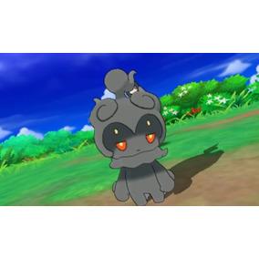 Marshadow Pokémon Sun,ultra Moon E Brinde Shiny!!