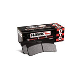 Hawk Performance Hb570g.666 Pastilla De Freno De Disco Dtc-6